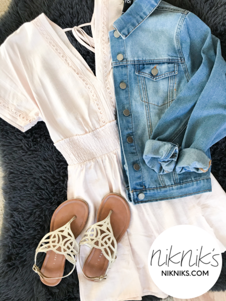 comfortable spring rompers